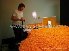 玉米条生产线