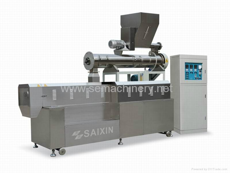 食品膨化机(挤压膨化机,膨化机,膨化食品加工设备) 3