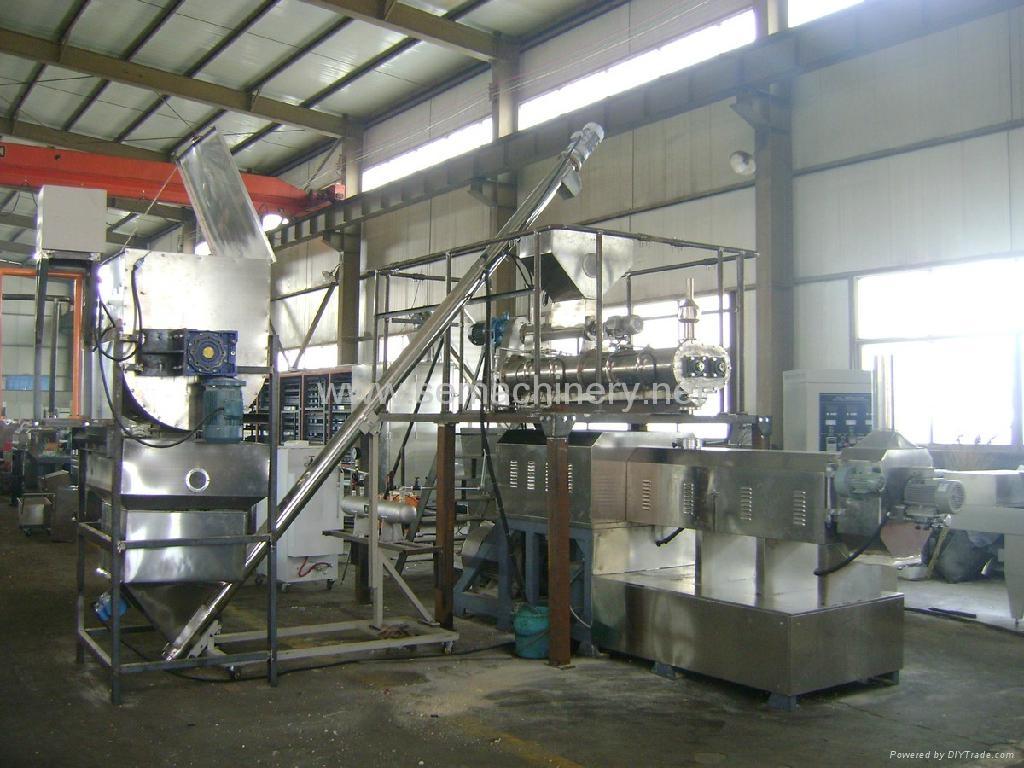 魚蝦飼料膨化機 1
