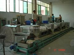 Carboxymethyl starch machine