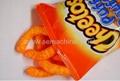 crunchy cheetos machine