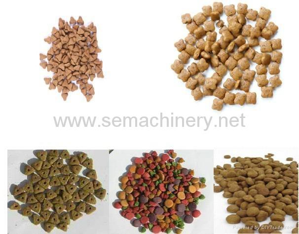 高檔高品質狗糧生產線 3