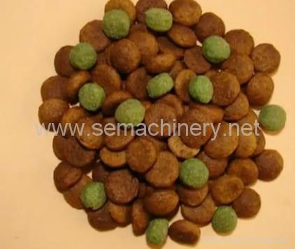 高檔高品質狗糧生產線 4