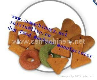寵物食品膨化機 4