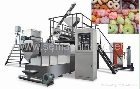 膨化食品设备 2
