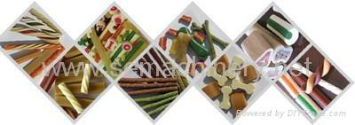 咬膠型寵物食品生產線 3