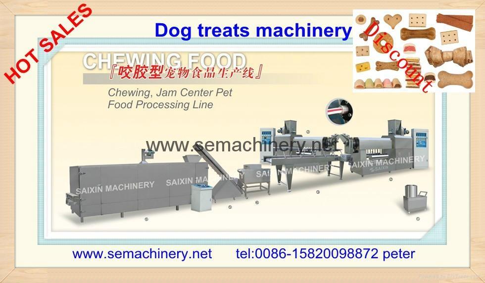 dog chews machine