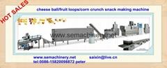 Cheese puffs machine (Hot Product - 1*)