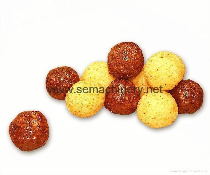 Cheese puffs machine 5
