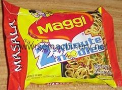 Instant noodle productio
