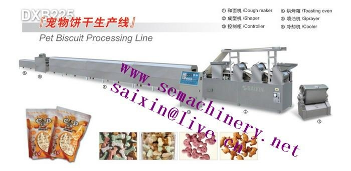 Dog bisuits machine, dog biscuits making machine,dog biscuit maker 1