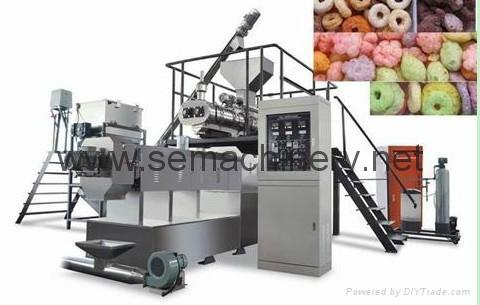 snack food extruder machine 2
