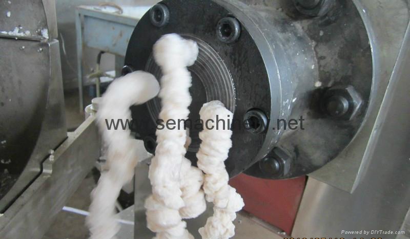 Oil drilling Starch Extruder machine 1