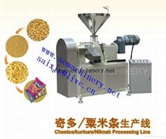 粟米條生產設備