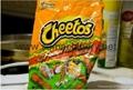 Cheetos making machine