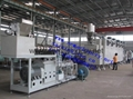 textured soy protein production line