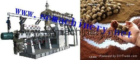 fish food processing line 2