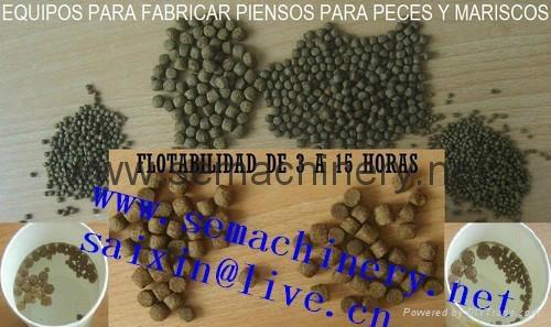 fish food processing line 4