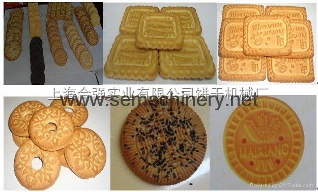全自动饼干生产线 3