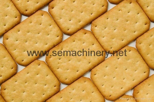全自动饼干生产线 4