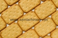 Automatic biscuits processing line