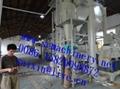 oil drilling denatured pregelatinized modified starch machine