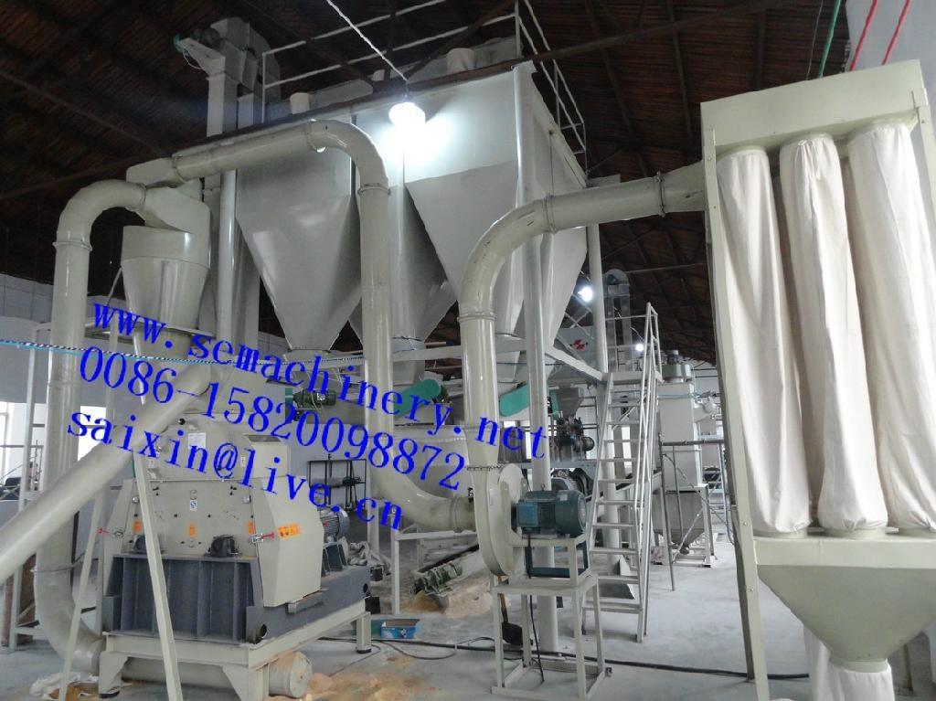 大型膨化狗糧生產設備 3