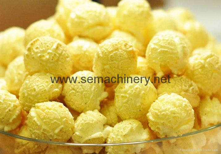 Caramel Popcorn Machine 5