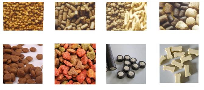 小型狗粮生产线 1