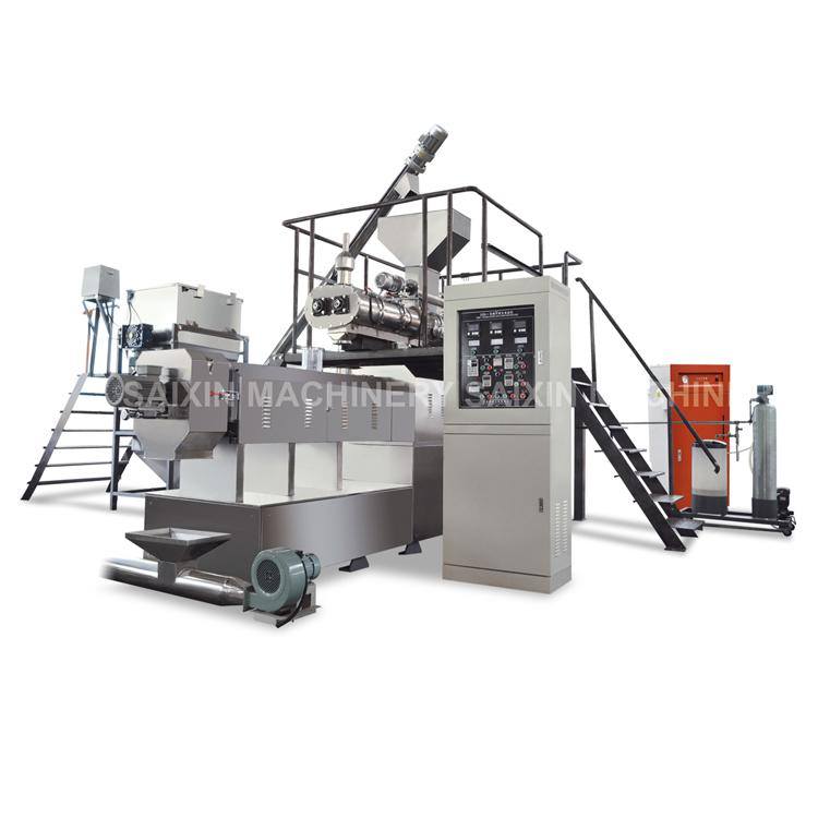 Full animal feed production line pet dog food machine with lowest price 2