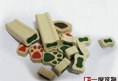 狗咬膠寵物零食生產設備