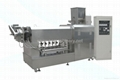 Single-screw food extruder