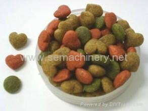 宠物食品、水产饲料生产线 2