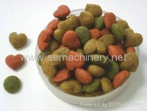 Pet Food/fish food Processing Line 2