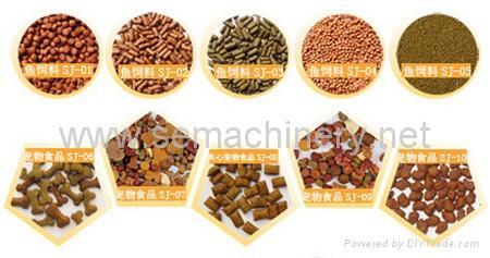 Pet Food/fish food Processing Line 3