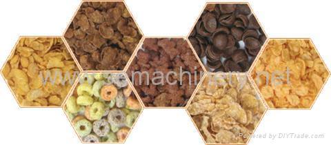 早餐谷物食品生产线 5