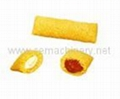 Snacks(core filling food) processing line