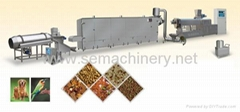 pet food processing line
