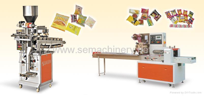 立式、枕式自动包装机 1