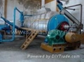 Fish meal processing machinery