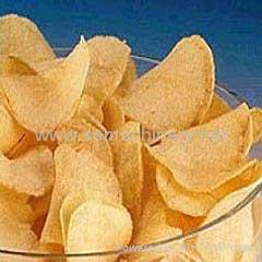 Fresh potato chips processing line 4