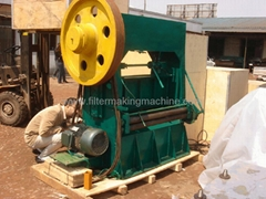 Hole mesh punching machine( PML01)