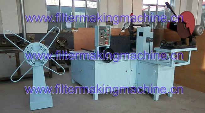 Filter Spiral Core Welding Machine SCW-8