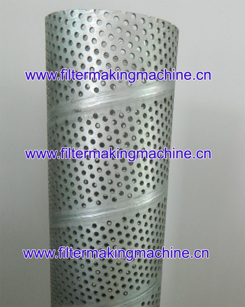 Filter Spiral Core Welding Machine SCW-8 3