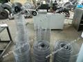 空氣濾芯鋼板(菱形)網卷管機 20
