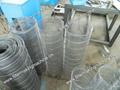 空氣濾芯鋼板(菱形)網卷管機 14