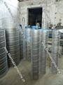 空氣濾芯鋼板(菱形)網卷管機 6