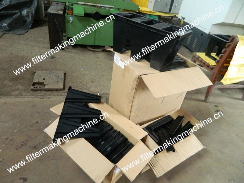 HEPA Filter Plastic Frame 2