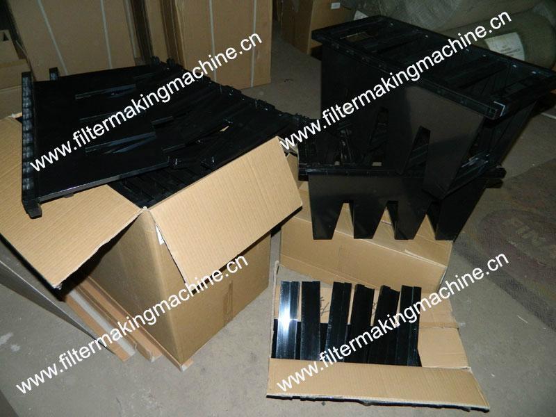 HEPA Filter Plastic Frame 4