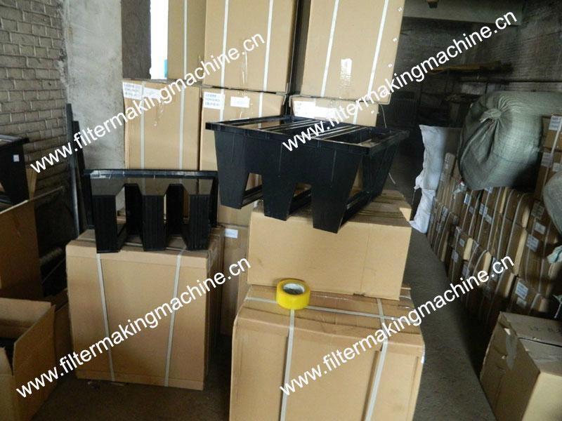 HEPA Filter Plastic Frame 5